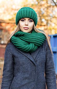 шапки Caskona купить теплые головные уборы вязаные шапки оптом и