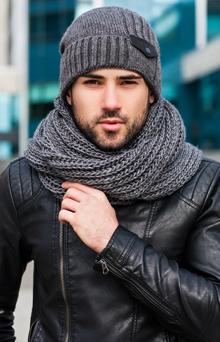 фото шапок мужских