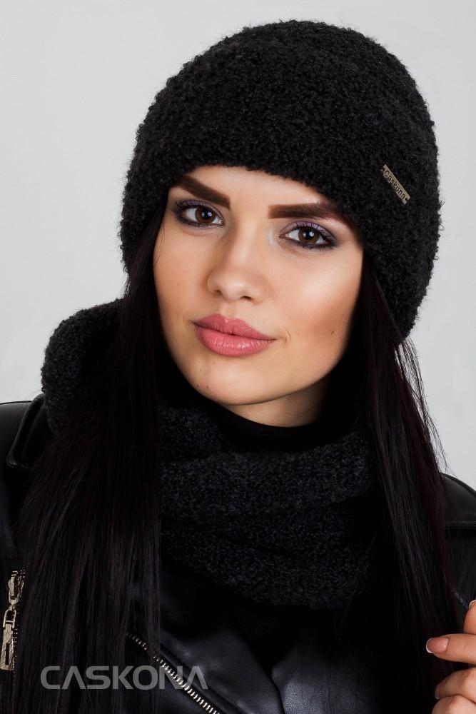 Caskona Sara Flip ШАПКА + Sara Tube